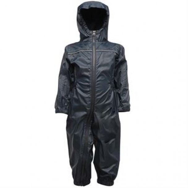 Kids paddle rainsuit