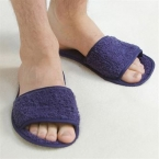 Classic terry slippers (open-toe)