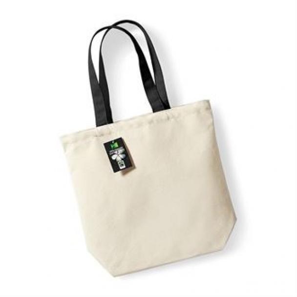 Fairtrade cotton Camden shopper