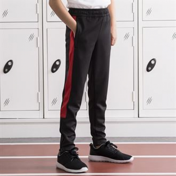 Kids knitted tracksuit pants