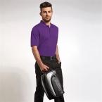 g.Deacon performance piqu� plain polo shirt (MSP7373-DEAC