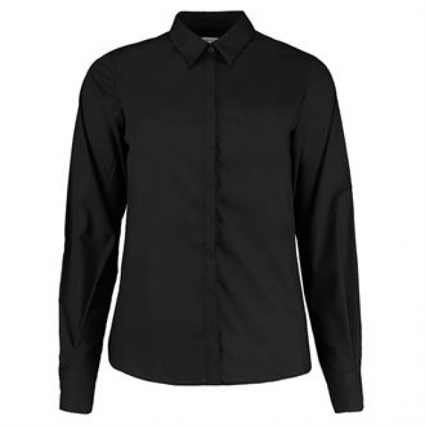 Contemporary business blouse