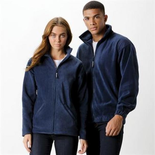 Women's Grizzly® full zip active fleece