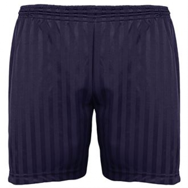 Shadow stripe shorts