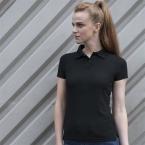 Women's pro polyester polo