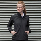 Women's Pro 2-layer softshell jacket