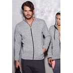 Active Knit Fleece Jacket for men