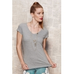 ST9130 MEGAN (V-NECK)
