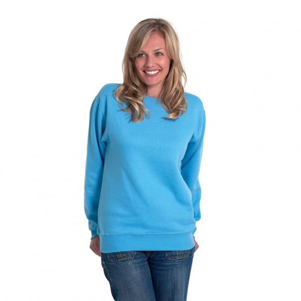 Personalised Children/'s Sweatshirt Custom Printed Jumper Uneek UC202 Classic TOP
