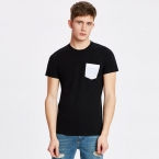 Men�s Subli� Pocket Tee