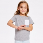Kids Subli� Pocket Tee