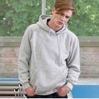 Pull-on hooded sweatshirt