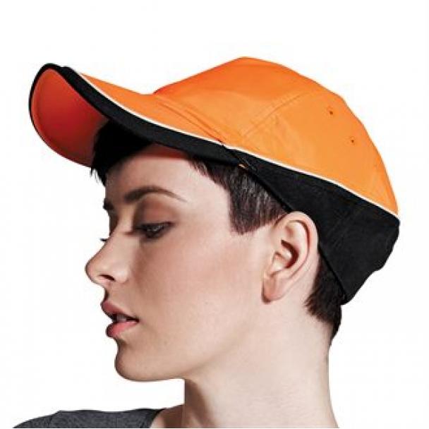 Enhanced viz team cap