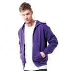 HeavyBlend adult full zip hooded sweatshirt