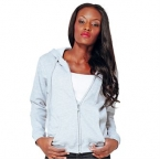 Women's HeavyBlend full-zip hoodie
