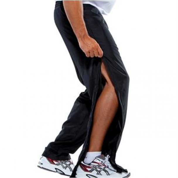 Gamegear plain training pant full zip