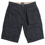 6 pocket crew cotton short