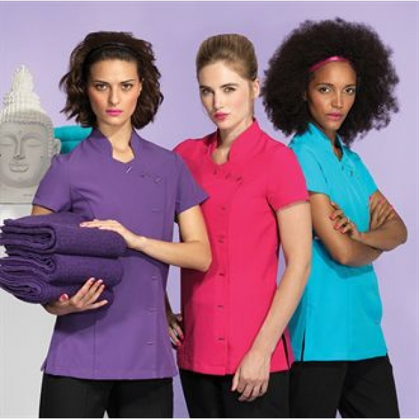 Acorn printing professional printing and embroidery for Spa uniform images