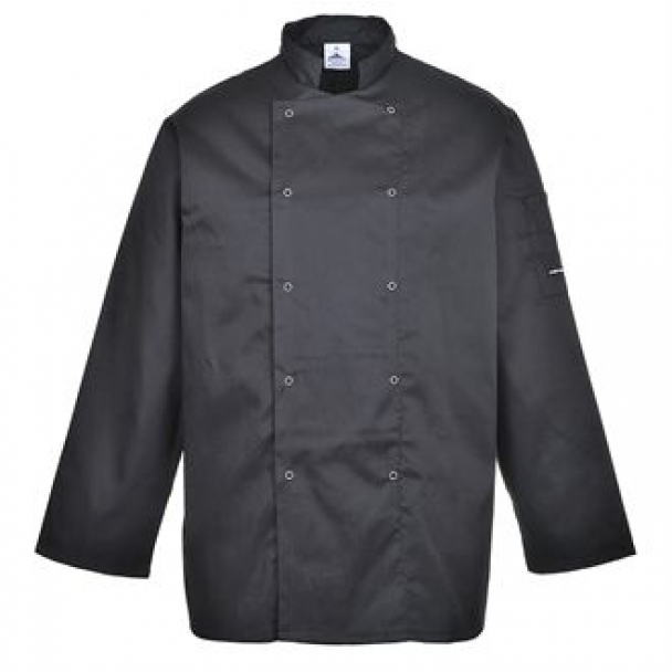 Suffolk studded chef's jacket (C833)