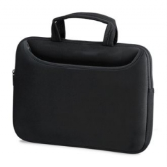 Neoprene tablet/laptop shuttle