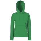 Classic 80/20 lady-fit hooded sweat