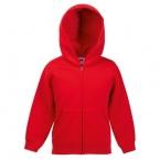 Classic 80/20 kids hooded sweat jacket