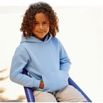 Premium 70/30 kidS hooded sweat
