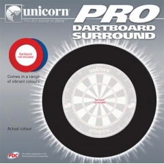 Pro surround for dartboard