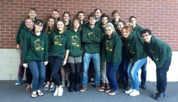 Personalised graduation hoodies, sweatshirts and t-shirts