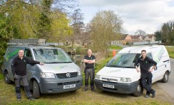 Vehicle graphics, signage and workwear for Cornerways Electrical