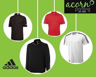 Adidas sports wear ready to personalise