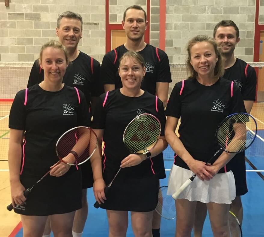 Badminton t shirt printing