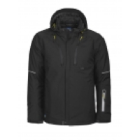 Product Image of the Padded Functional Jacket in Black