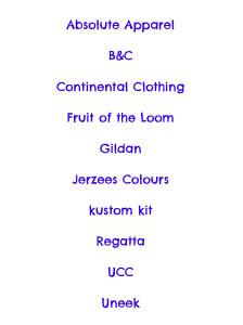Acorn Printings Polo Shirt brands