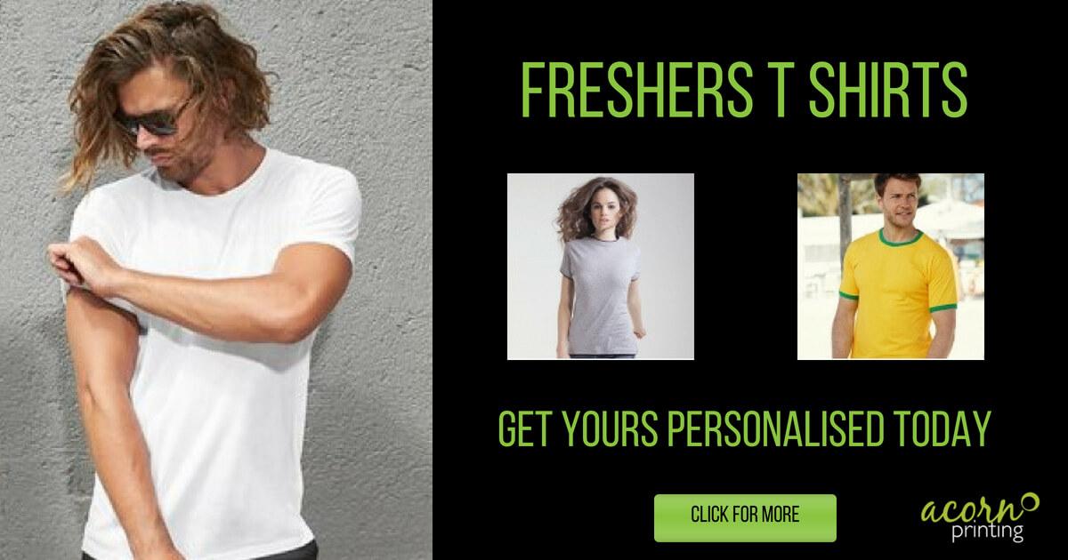 Freshers T Shirts 2018