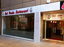 Signage and banners for Coventry restaurant