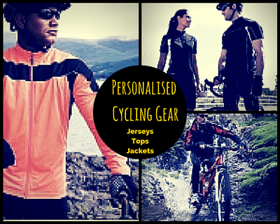 printed cycling jerseys and clothing