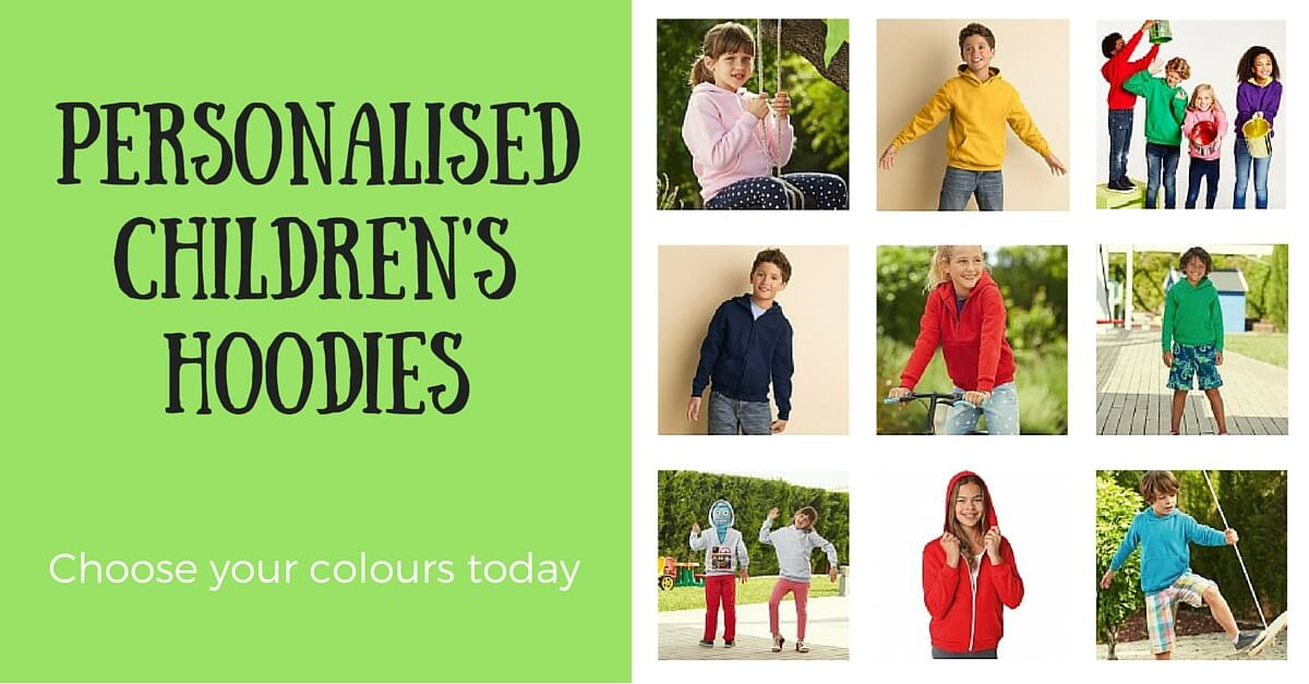 Personalised-childrens-hoodies
