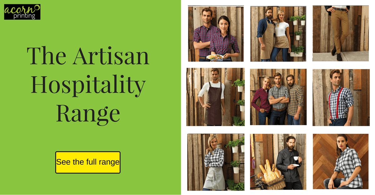 The Artisan Hospitality Range