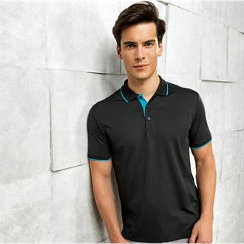 The Contrast Coolchecker Polo - PR618