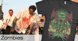 Zombie T-Shirts