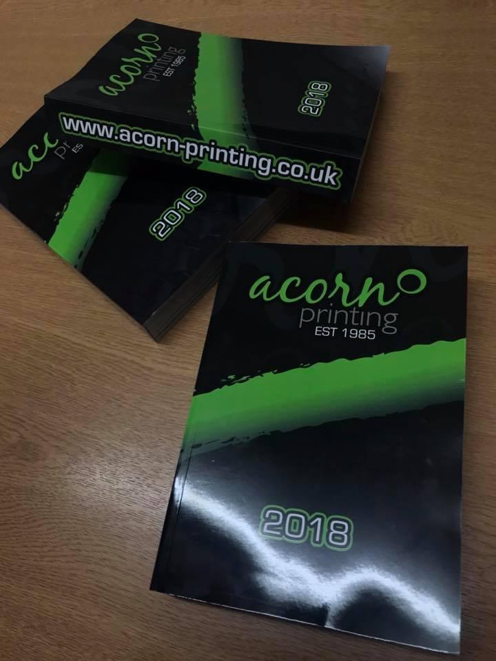 acorn printing brochure 2018