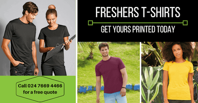 Freshers T Shirts