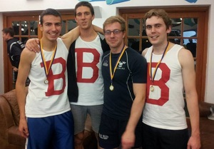 wicking rowing vests balliol oxford