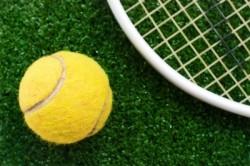 tennis racket - need a tennis hoodie