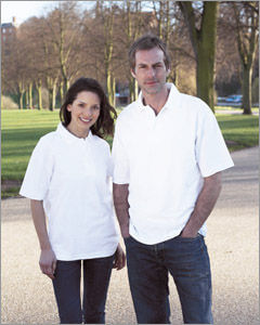 Uneek polo shirts are perfect for personalisation with printing and embroidery